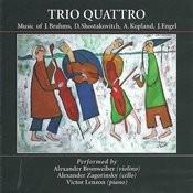Trio No. 2, Op. 67: Allegro Non Troppo Song