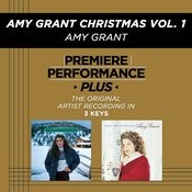 Amy Grant Christmas Vol. 1 (Performance Tracks) - EP Songs