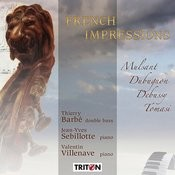 Thierry Barbé: French Impressions Songs