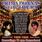 Prima Donnas Of The Opera Songs