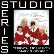 Breath Of Heaven [Mary's Song] [Studio Series Performance Track] Songs