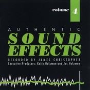 Authentic Sound Effects Vol. 4 Songs