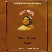 Sarah Moeen Vol 1 Songs