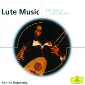 Konrad Ragossnig - European Lute Music from England, Italy, Spain, Germany etc. Songs