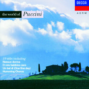 The World of Puccini Songs