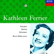 Kathleen Ferrier Vol. 9 - Schubert / Brahms / Schumann Songs