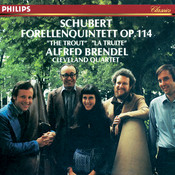 Schubert Piano Quintet Trout Songs