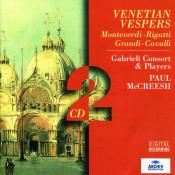 Venetian Vespers Songs