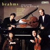 Johannes Brahms: The Three Piano Quartets Songs