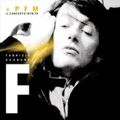 Fabrizio De Andr E PFM - Il Concerto1978/1979 Songs