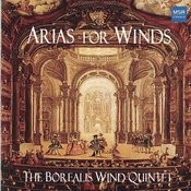 Arias for Winds - Opera Arranged for Wind Quintet Songs