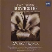 Boismortier - Sonatas for Two Bassoons and Continuo Songs