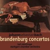 Bach: Brandenburg Concertos Songs