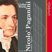 Paganini: Guitar Music Vol. 2 Songs
