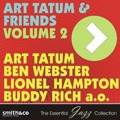 Art Tatum & Friends Volume 2 Songs