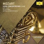 Mozart: Horn Concertos Nos.1-4 Songs