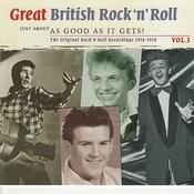 Great British Rock N Roll Songs