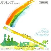 Telemann: Sonatas For Flute And Continuo Songs