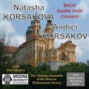 Mvt. 1 Vivace, Bach Double Violin Concerto, Natasha Korsakova & Andrei Korsakov Song