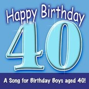 Happy Birthday (Hooray - 40 Today!) Song
