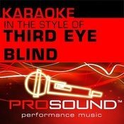 Never Let You Go (Karaoke With Background Vocals)[In The Style Of Third Eye Blind] Song