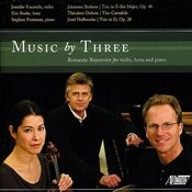 Music By Three Songs