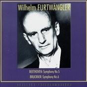 Wilhelm Furtwangler Conducts. Ludwig Van Beethoven, Anton Bruckner Songs