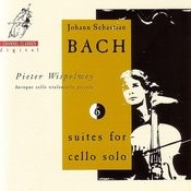 J.S. Bach: Suites For Cello Solo Vol 1 Songs