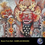 Music From Bali : Gamelan Degung Songs