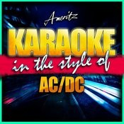 Karaoke - Ac/DC Songs