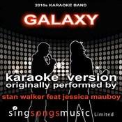 Galaxy (Originally Performed By Stan Walker Feat. Jessica Mauboy) [Karaoke Audio Version] Songs