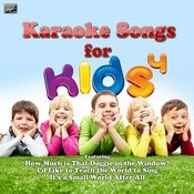 Karaoke - Songs For Kids Vol. 4 Songs