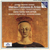 Handel: Marian Cantatas And Arias Songs