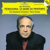 Stravinsky: Petrouchka; Le Sacre du Printemps Songs