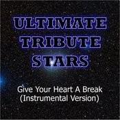 Demi Lovato - Give Your Heart A Break (Instrumental Version) Songs