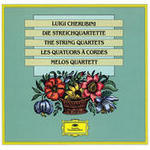 Cherubini: The String Quartets Songs