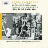 Bach: Cantatas BWV 16; 98; 139 Songs