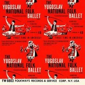 The Yugoslav National Folk Ballet (Tanec) Songs