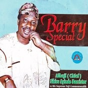 Barry Special Songs