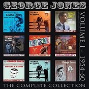 George Jones: The Complete Collection 1954-60 Songs