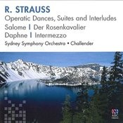 R. Strauss: Operatic Dances, Suites And Interludes Songs