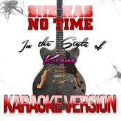 She Has No Time (In The Style Of Keane) [Karaoke Version] - Single Songs