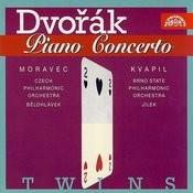 Dvořák: Piano Concerto In G Minor Songs