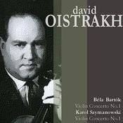 Bartók: Violin Concerto No. 1 - Szymanowski: Violin Concerto No. 1 Songs