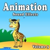 Animation Sound Effects, Vol. 3 Songs