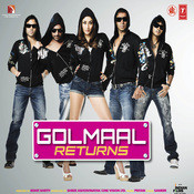 Golmaal Returns Songs