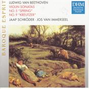 Beethoven: Violin Sonatas Songs