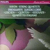 Haydn: 3 String Quartets Opp.3 No.5, 64 No.5 & 76 No.2 Songs