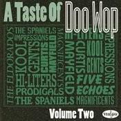 A Taste Of Doo Wop, Vol. 2 Songs