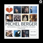 Michel Berger : Intégrale des albums studios + live Songs